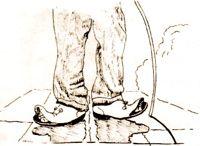 Artikel met uitleg over yoga voor ouderen en oefeningen die helend werken bij voor artrose, oogklachten, bekkenbodemklachten en prostaatklachten.