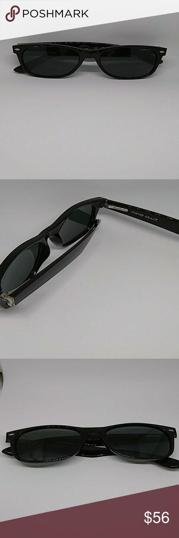 Black foster Grant sunglasses Black Foster Grant sunglasses Foster Grant Accessories Sunglasses