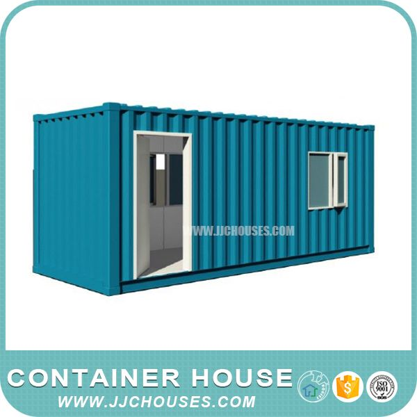 www.jjchouses.com 40 shipping container steel thickness is 1.6-2.0mm. The inside equipped with EPS panel. shipping container homes for sale can pack two layers.