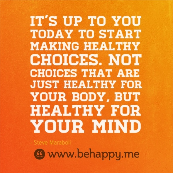 healthy mind dwells in healthy body A good and sound education system can only achieve its goal if an individual  has a healthy body hence, in the midst of pushing for an ideal.