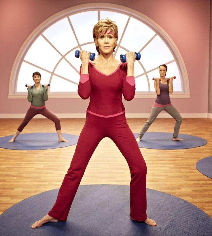 jane fonda be fit twisted 5k pinterest exercise workout and fit. Black Bedroom Furniture Sets. Home Design Ideas