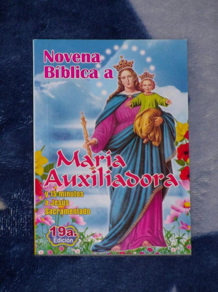 Novena Bíblica a Maria Auxiliadora