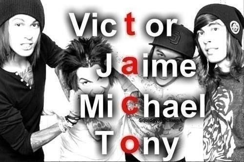Pierce The Veil.. This explains so much. I laughed too hard at this.