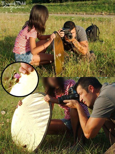 La photographie macro avec un objectif spécialisé et autres accessoires
