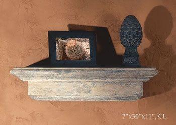 52 best wall shelves and shelving images on pinterest shelves rh pinterest com  faux stone mantel shelves