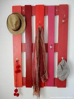 Pequeñas creaciones by Nika: Reciclar Palets de madera