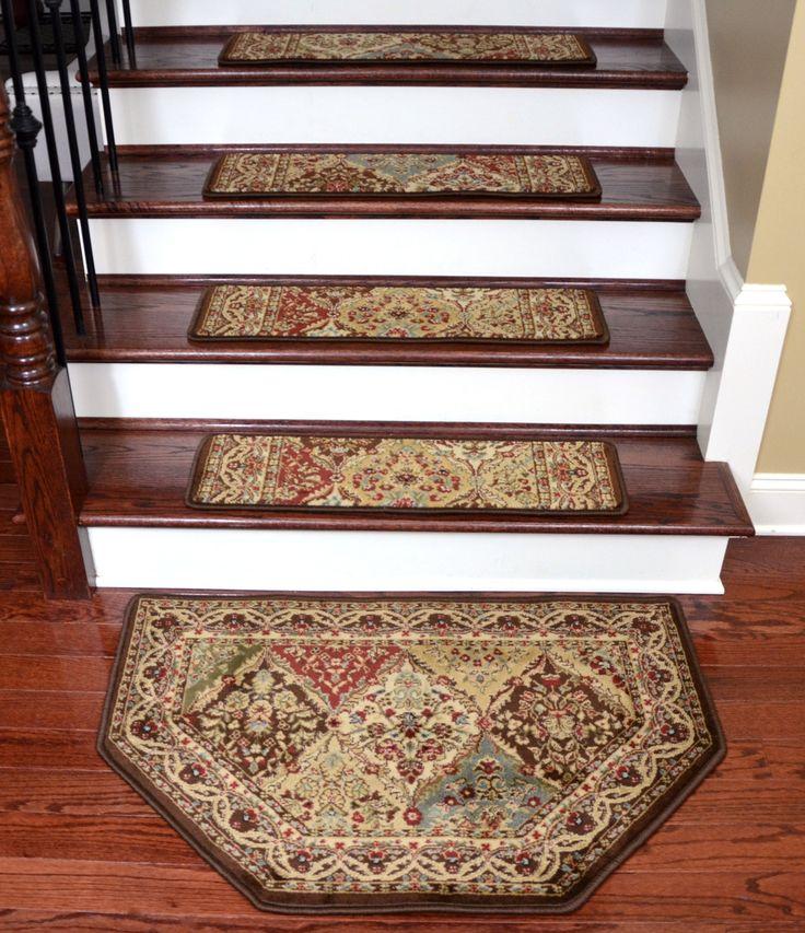 Pet Friendly Decorating Flor Carpet Tiles: 81 Best Pet Friendly Stair Gripper Carpet Stair Treads