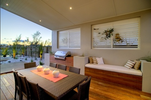 Windmere designs 'resort living' alfresco