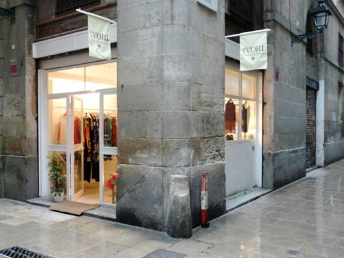 Barcelona Cute Suite goes shopping at Ivori