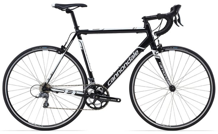 den gamle Cannondale cykel