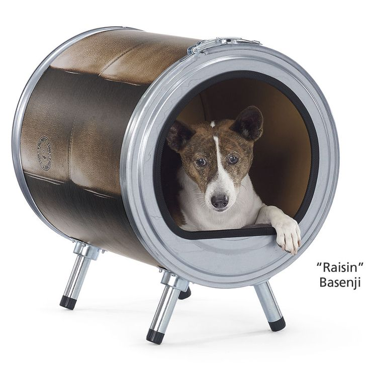 Industrial Dog House Bed - Dog Beds, Gates, Crates, Collars, Toys, Dog Clothing & Gifts