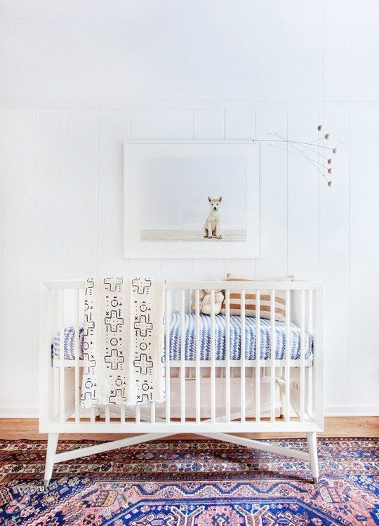 What's Hot Now: 9 Ideas for a Modern Nursery
