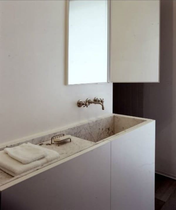 The World S Most Beautiful Bathroom Sinks Badkamer Modern