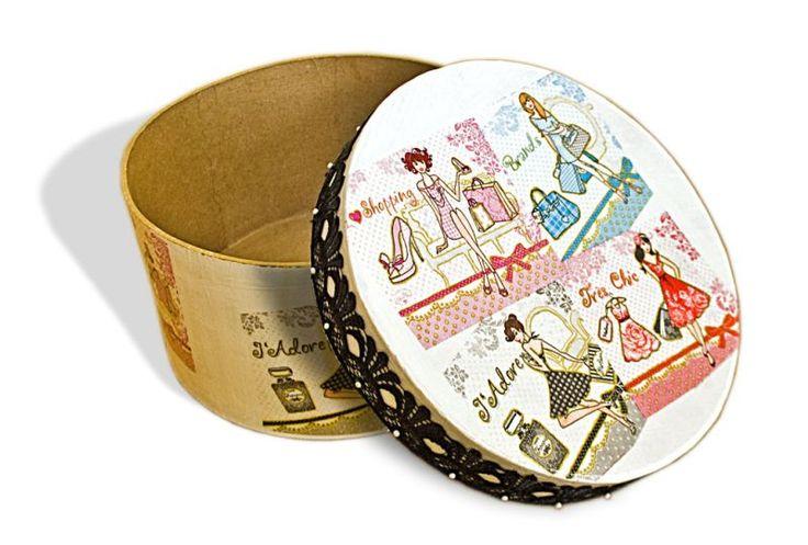 """Gift box """"Coquette"""" (40 LEI la pia792001.breslo.ro)"""