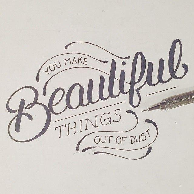 Beautiful Things - Gungor  Such a beautiful song!