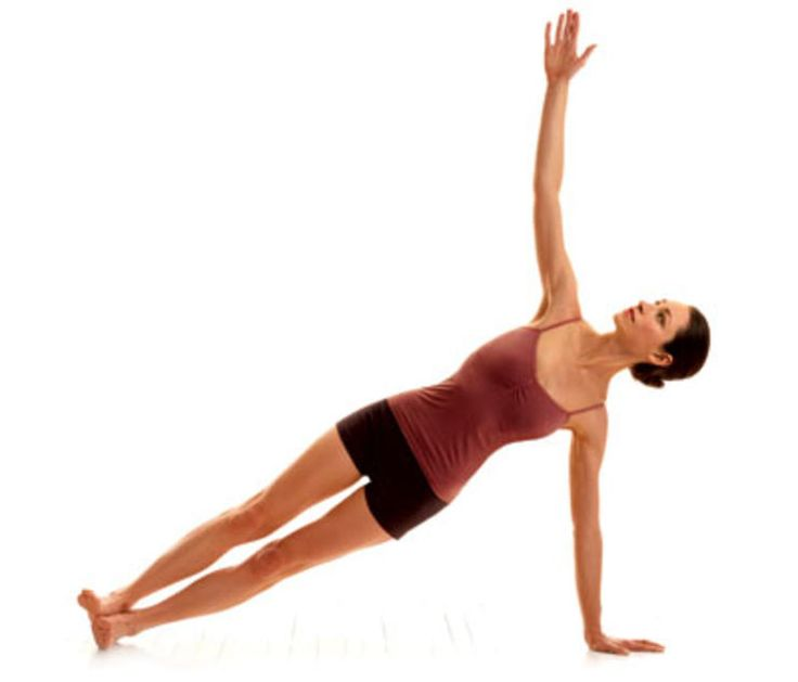 bodyweight exercise: Side Plank