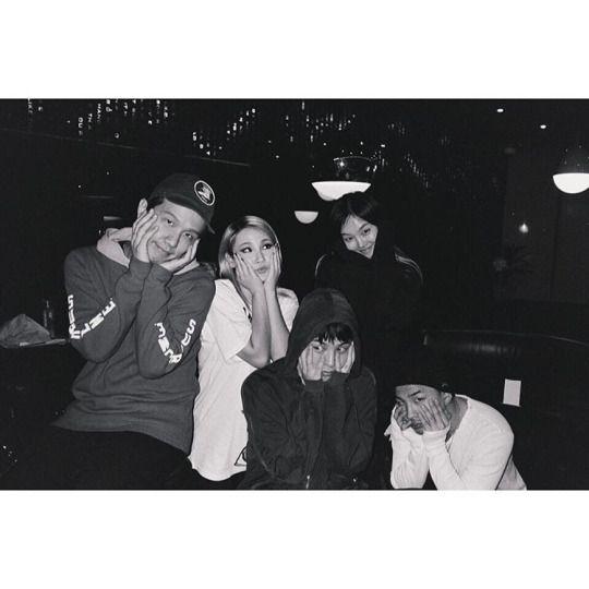 YG Family / Instagram Kush