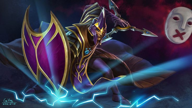 DotA 2: Nortrom, The Silencer by geying on DeviantArt