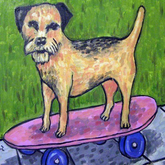 maltese  pet SALON DOG animal art  poster 13x19 GLOSSY PRINT