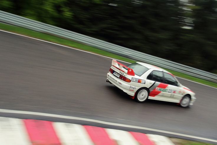 Mitsubishi Lancer EVO III (by syndrom)