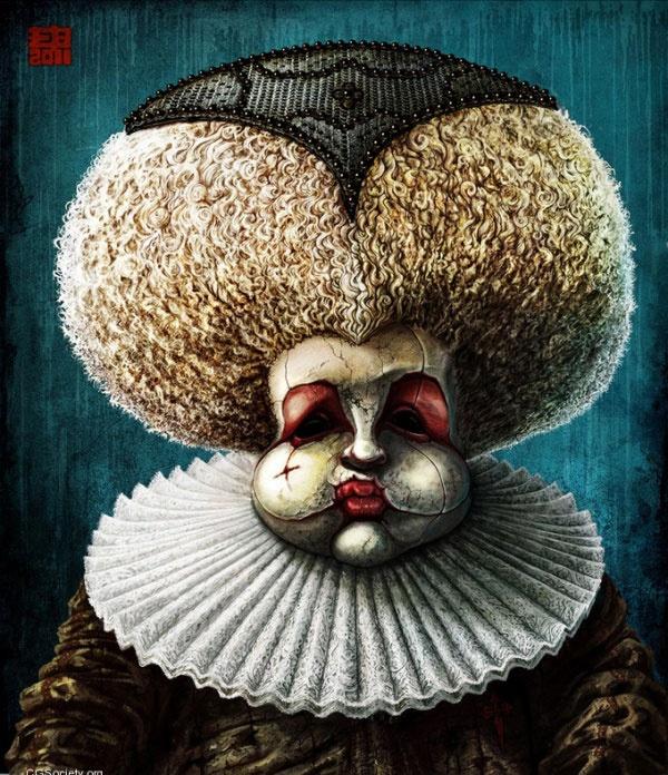 Inspiring Character Illustrations By Eduardo Berazaluce