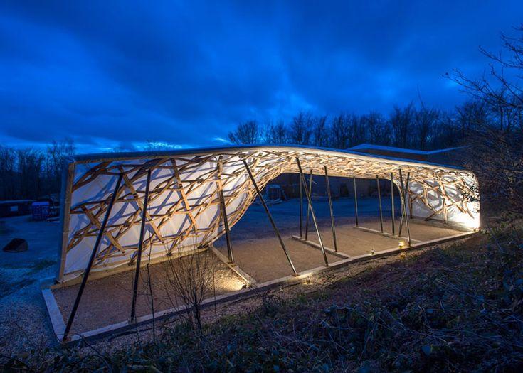 17 Best Images About Architecture Pavilions