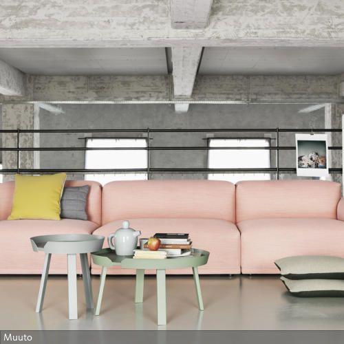 65 besten wohnen im industrie stil bilder auf pinterest for Sofa industriedesign