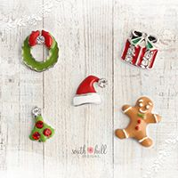 South Hill Designs - Christmas charm bundle, $21 CAD instead of $30 purchased individually.