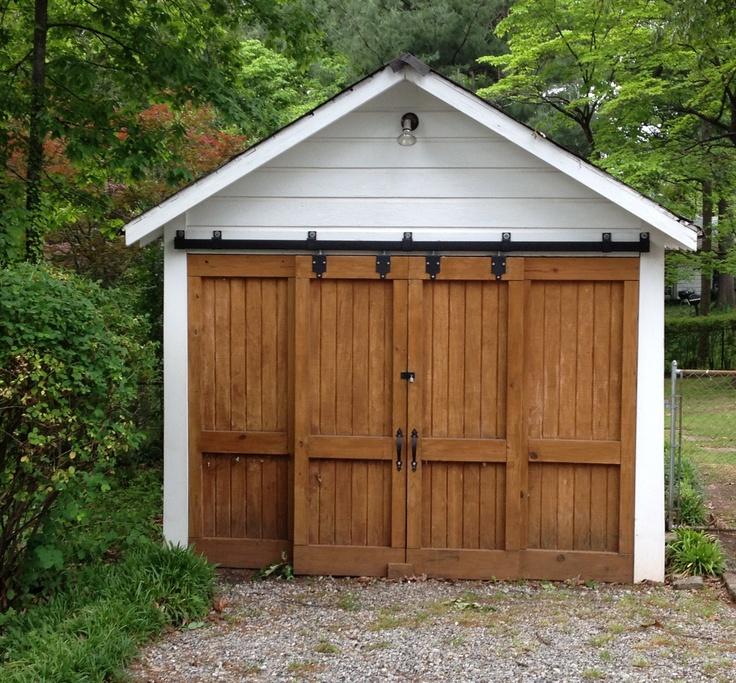 22 best garage doors images on pinterest carriage doors for Man door in garage door