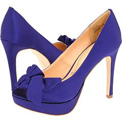 These are my purple wedding shoes!!