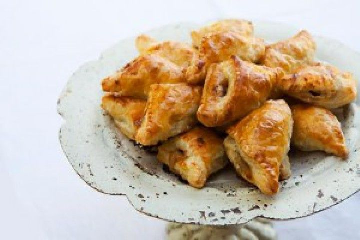 Apple Walnut Gorgonzola Turnovers Recipe | Food for the Soul: Just a ...