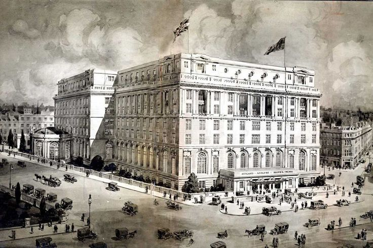 The Adelphi hotel has attracted many famous names including Winston Churchill and Frank Sinatra