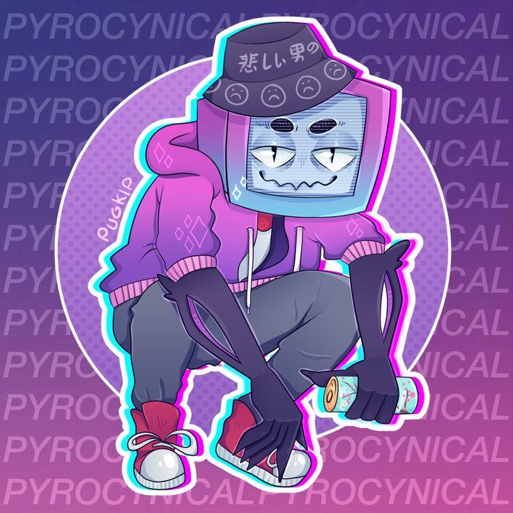 34+ Pyrocynical avatar info