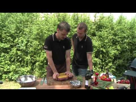 Grilovaná krkovička - recept na grilovanú krkovičku na čiernom pive - VIDEO Ako sa to robí.sk