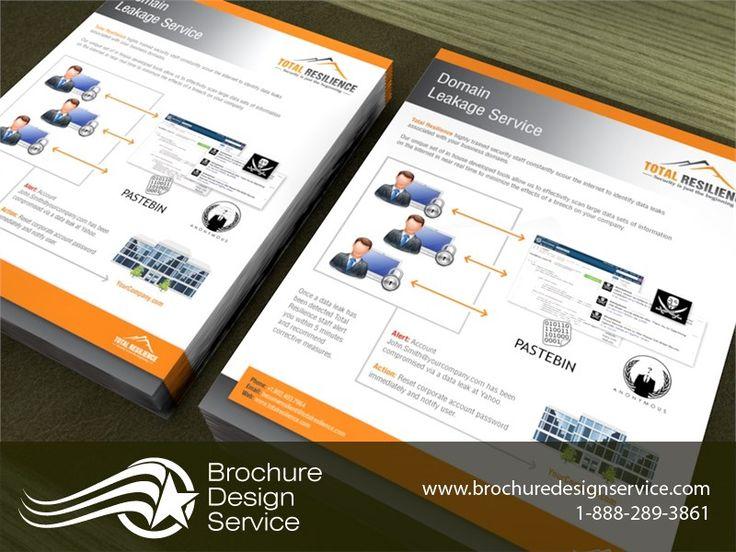 Best Flyer Designs Images On   Brochure Design