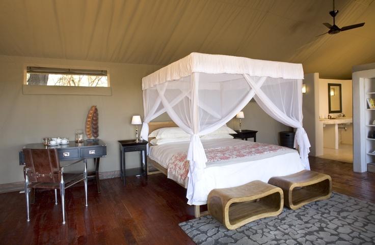 Sanctuary Retreats Zambia Zambezi Kulefu Camp