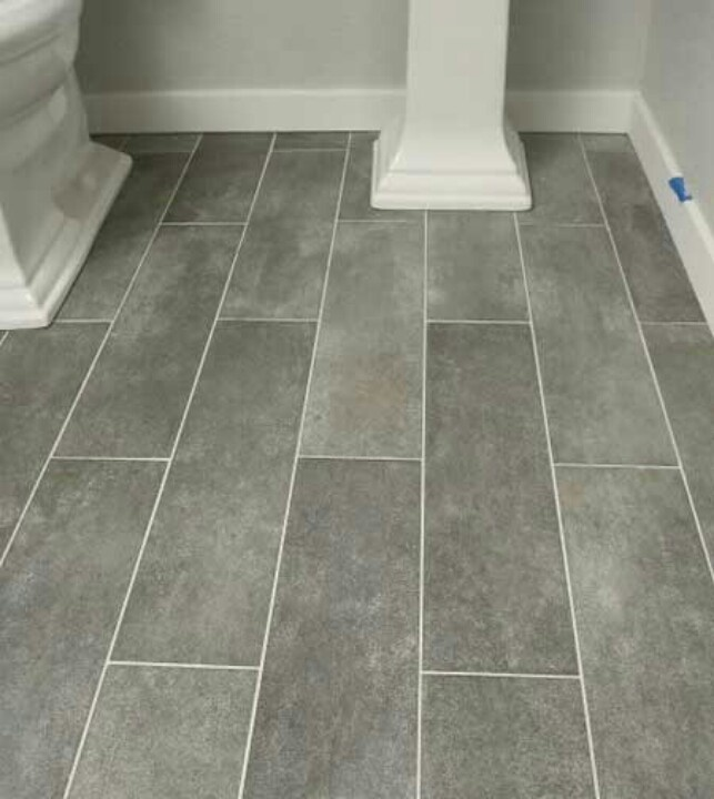 Love Floor Bathroom Revamp Ideas Pinterest