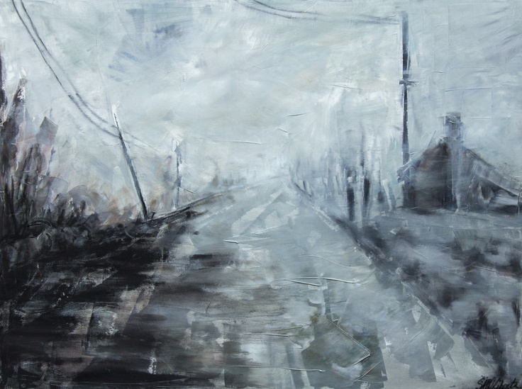 Soleil Mannion -Black and White Scapes