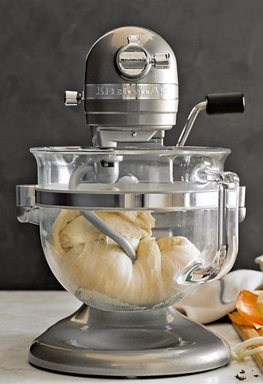 KitchenAid Professional 6500 Design Series Stand Mixer on sale for $389 with a $50 rebate today only with Free Shipping!   Final price = $349 + tax! http://rstyle.me/n/dzu94nyg6