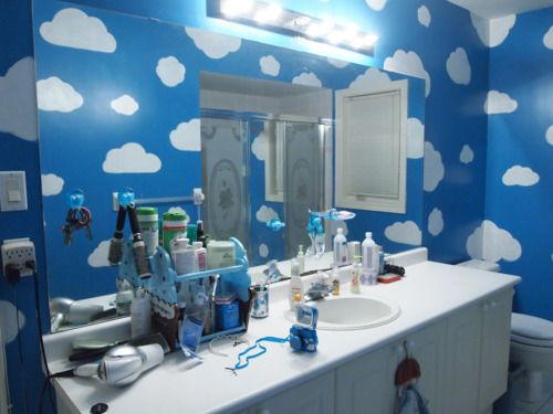 bathroom themes for girls