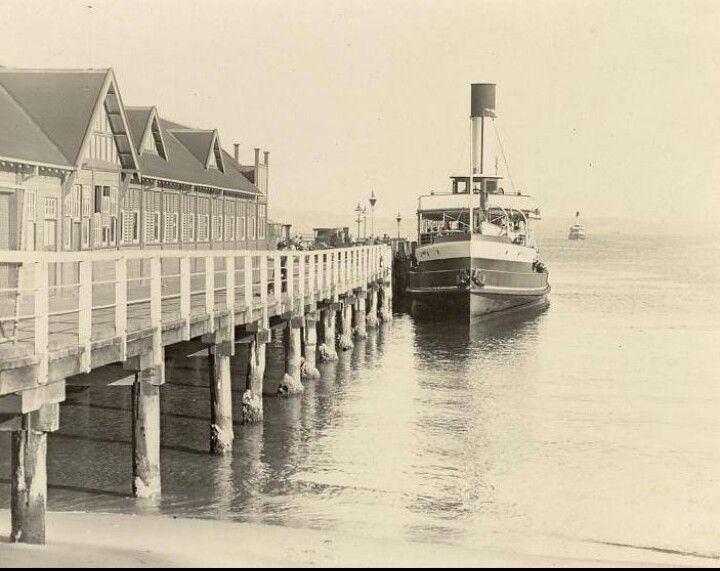 Manly early 1900's