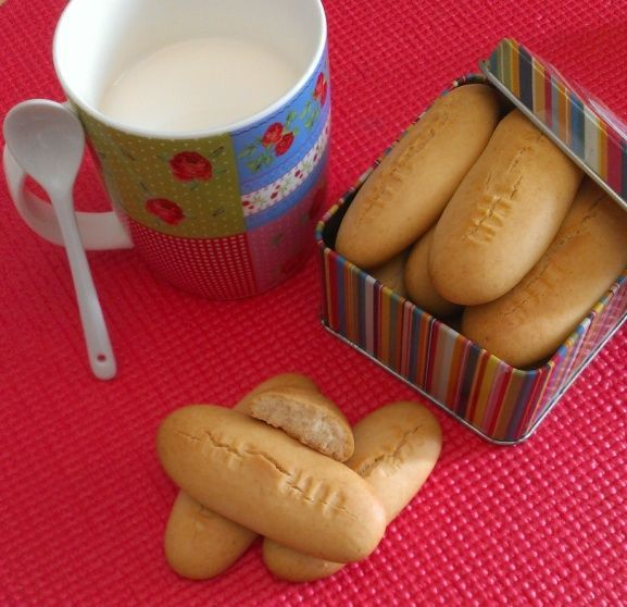 Biscotti Plasmon ricetta Bimby