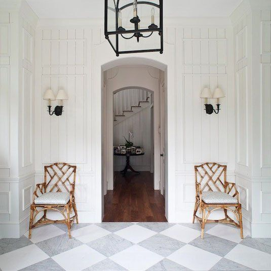 Design Classics: Checkered Floors | Apartment Therapy