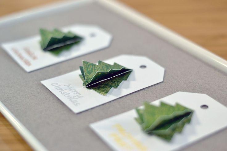 Plotter-ABC: P wie Papier - oder auch Geschenkanhänger selbst gemacht