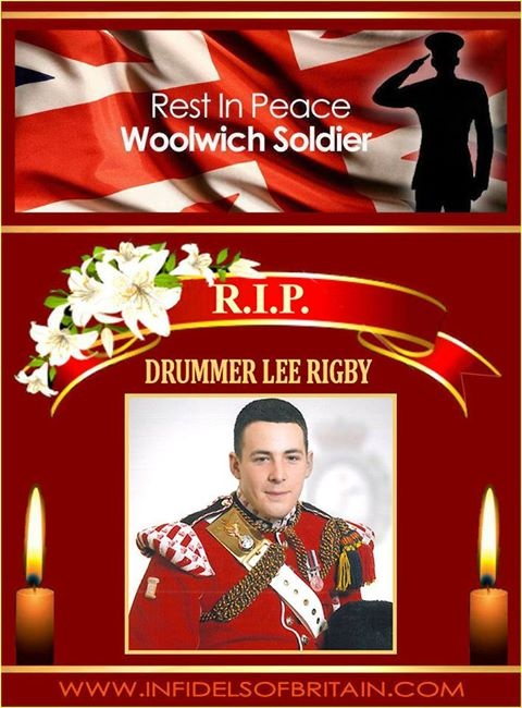 Lee Rigby - Soldier murdered in London