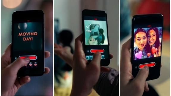 Apple's new video app is part Snapchat part iMovie and full of AI Read more Technology News Here --> http://digitaltechnologynews.com  Quick: you want to make a casual shareable video that's longer than 60 seconds what app do you use?   If you're drawing a blank (besides your phone's stock camera app) then you may have just made the case for Clips Apple's new video app which is due out in April.  At a high level Clips is something of a cross between iMovie and Snapchat. You can edit together…