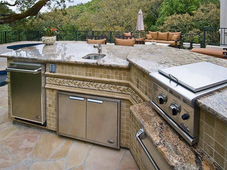 Design Outdoor Kitchen Online Alluring Design Inspiration