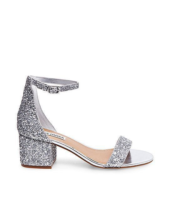 9e6928d8019 Ankle Strap with Low Block Heel   Steve Madden IRENEE ...