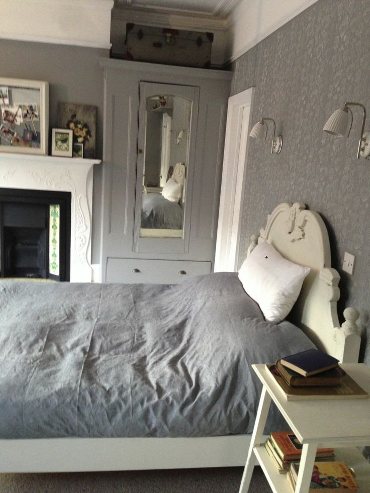 Grey room in #GIDC, by Sarah Moore.