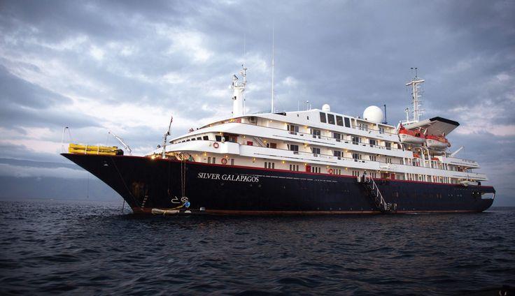 Silversea Cruises Silver Galapagos #Cruise #Adventure